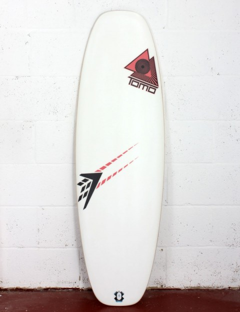 Firewire Helium Evo Kiteboard 5ft 3 Futures - White