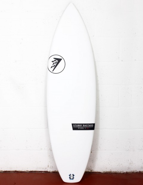 Firewire Helium Stubby Bastard surfboard 6ft 4 FCS II - White