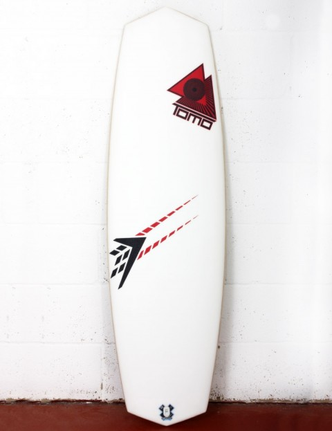 Firewire Helium Vader Kiteboard 4ft 10 FCS II - White