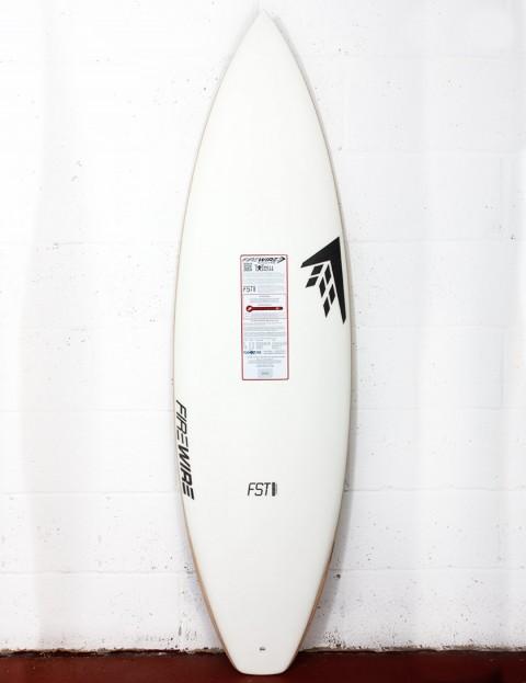 Firewire FST Hell Razor II surfboard 5ft 8 FSC II - White