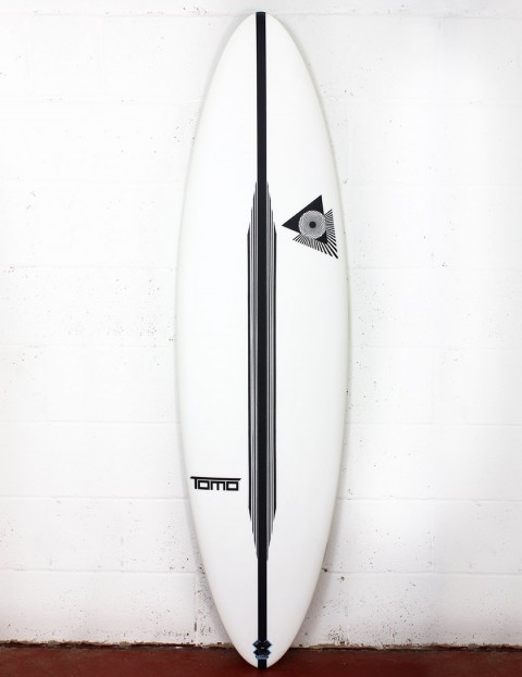Firewire LFT Hydronaut surfboard 6ft 1 Futures - White