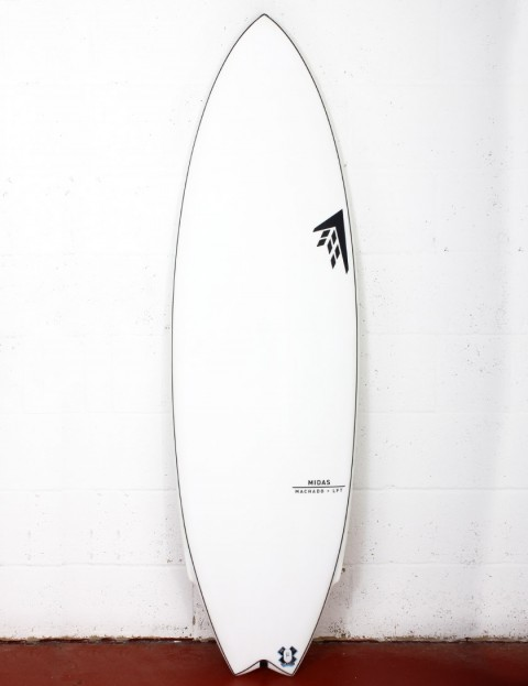 Firewire LFT Midas surfboard 6ft 1 Futures - White