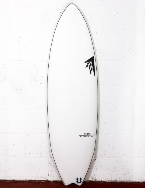 Firewire LFT Midas surfboard 5ft 8 FCS II - White
