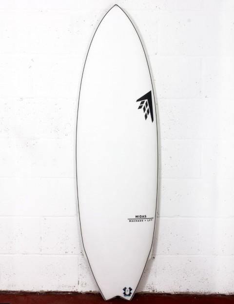 Firewire LFT Midas surfboard 5ft 11 FCS II - White