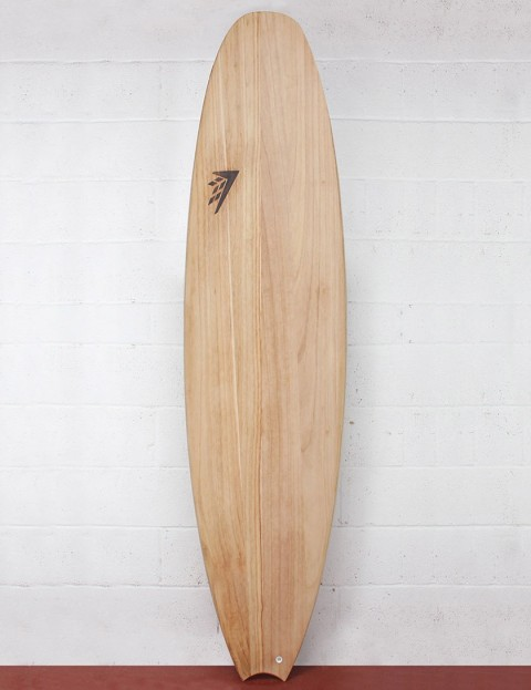 Firewire Timbertek Sub moon surfboard 7ft 6 FCS II - Natural Wood