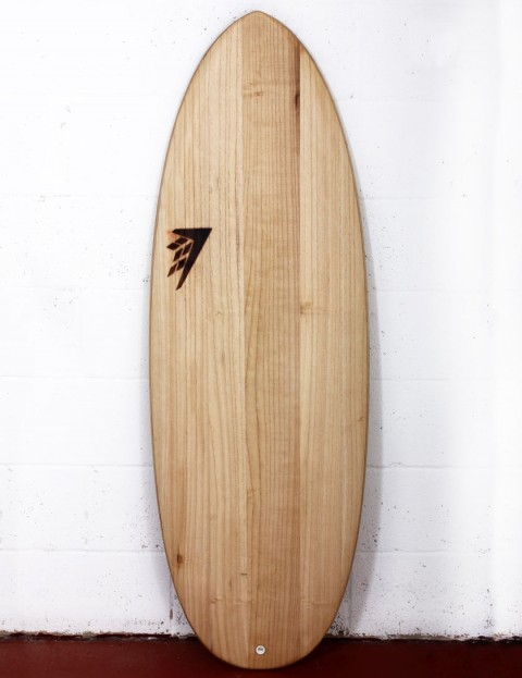 Firewire Timbertek Sweet Potato Kiteboard 5ft 2 Futures - Natural Wood