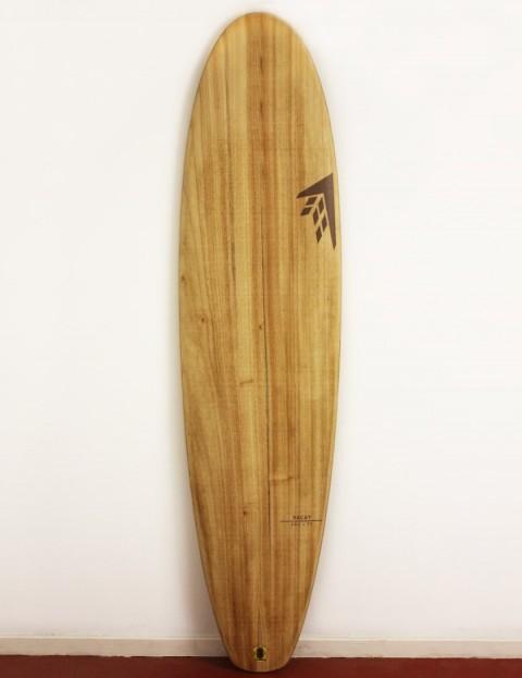 Firewire Timbertek Vacay surfboard 7ft 6 FCS II - Natural Wood