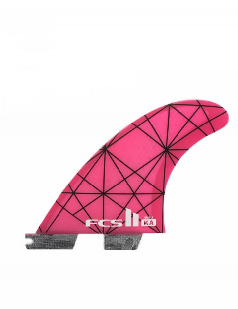FCS II Kolohe Andino KA PC Tri Fins Small - Multi Colour