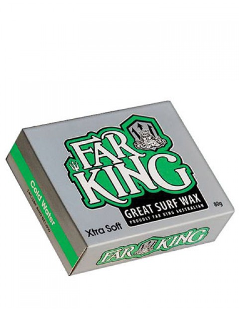 Far King Cold Water Wax Surf wax - Cold water
