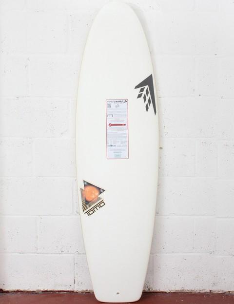 Firewire FST Nano surfboard 5ft 8 FCS II - White