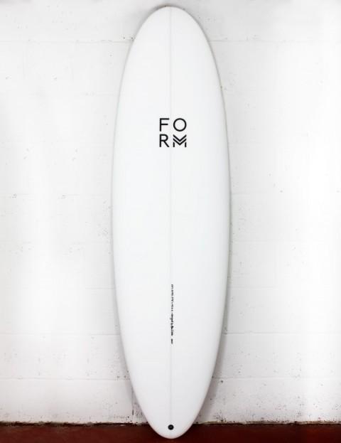Form Flow Stik surfboard PL EPS 6ft 6 FCS II - White
