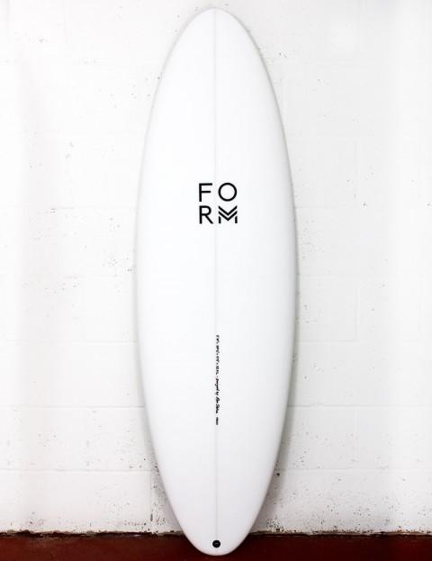 Form High Line surfboard PL EPS 6ft 6 FCS II - White