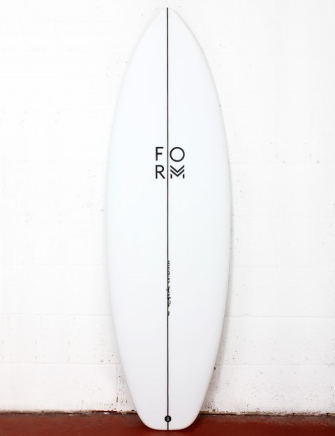 Form Mode X surfboard 6ft 2 FCS II - White