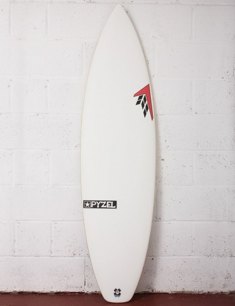 Firewire FST The Slab Surfboard 6ft 6 FCS II - White