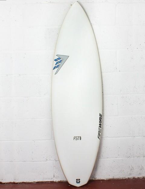 Firewire FST Spitfire Surfboard 6ft 8 FCS II - White
