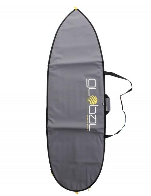 Global Twenty Four Seven Hybrid 5mm surfboard bag 7ft 0 - Grey