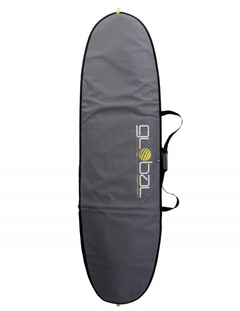 Global Twenty Four Seven Mini Mal 5mm surfboard bag 7ft 6 - Grey