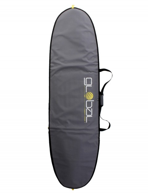 Global Twenty Four Seven Mal surfboard bag 5mm 8ft 0 - Grey