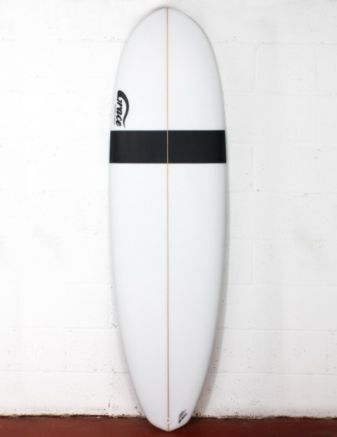 Grace Demibu surfboard 6ft 6 Futures - White