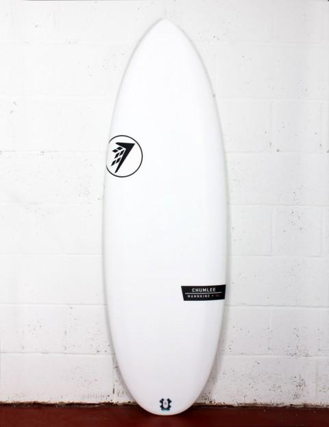 Firewire Helium Chumlee surfboard 5ft 9 FCS II - White