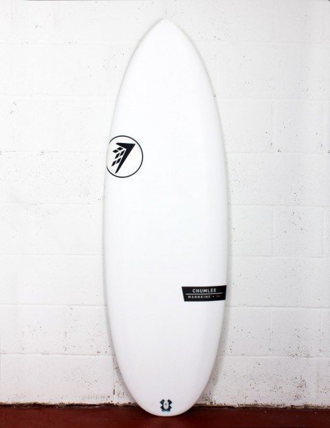 Firewire Helium Chumlee surfboard 5ft 5 Futures - White