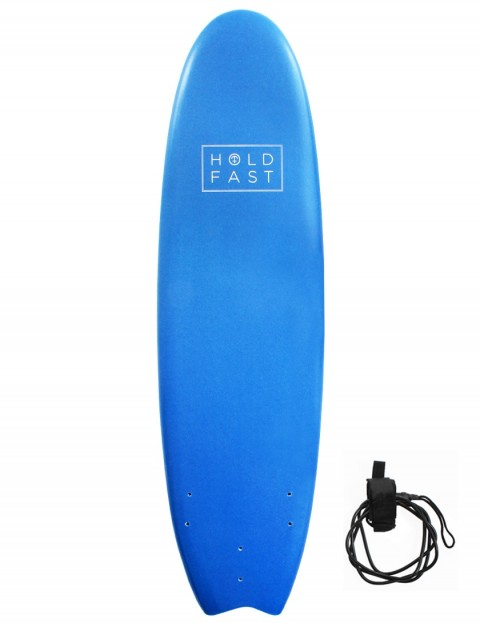 Hold Fast Fish Foam Surfboard 6ft 4 - Navy