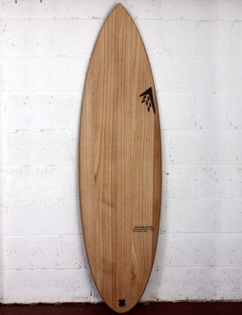 Firewire Timbertek Dominator Surfboard 6ft 4 FCS II - Natural Wood