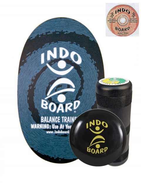 Indo Board Original Training Pack Balance Trainer - Blue