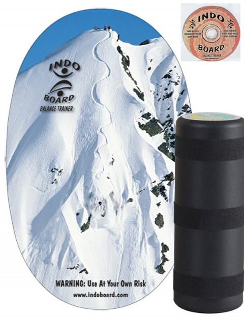 Indo Board Original Balance trainer - Snow Peak