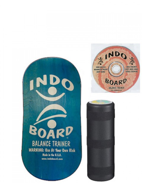 Indo Board Rocker Pack Balance trainer - Blue