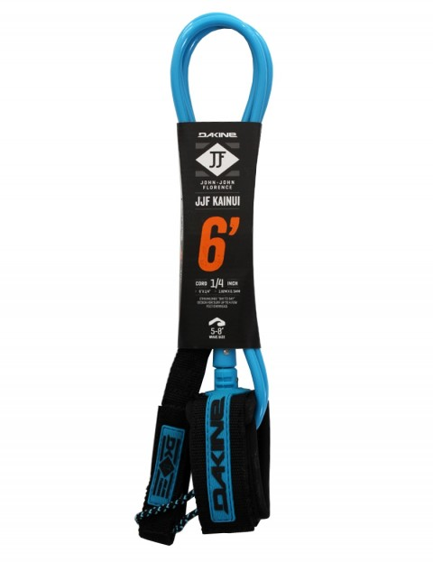 DaKine John John Florence Kainui surfboard leash 6ft - Black/Blue