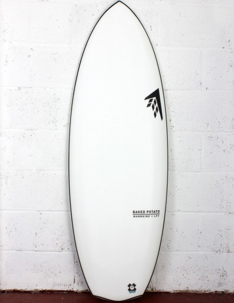 Firewire LFT Baked Potato Surfboard 6ft 1 FCS II - White
