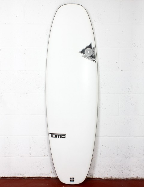 Firewire LFT Evo surfboard 5ft 1 Futures - White