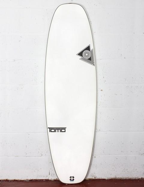 Firewire LFT Evo Surfboard 5ft 4 FCS II - White
