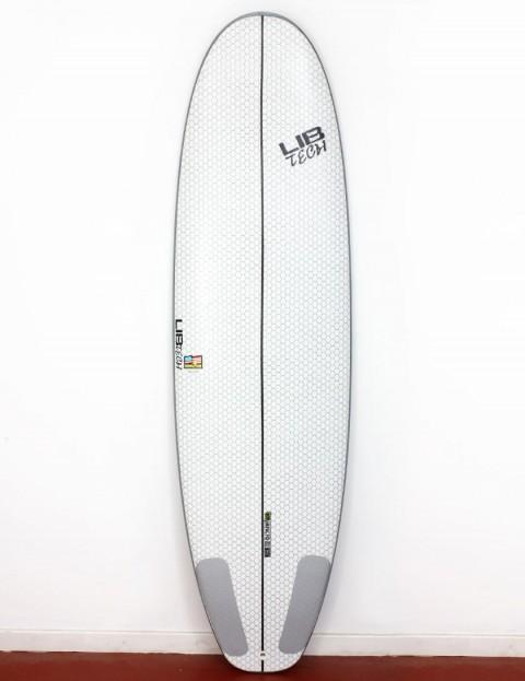 Lib Tech Pickup Stick surfboard 6ft 6 - White