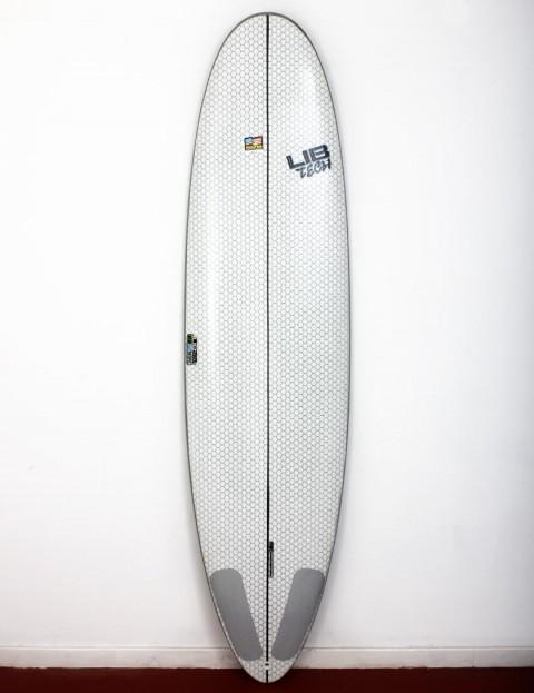 Lib Tech Pickup Stick surfboard 7ft 0 - White