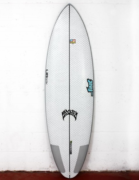 Lib Tech X Lost Quiver Killer surfboard 6ft 0 - White