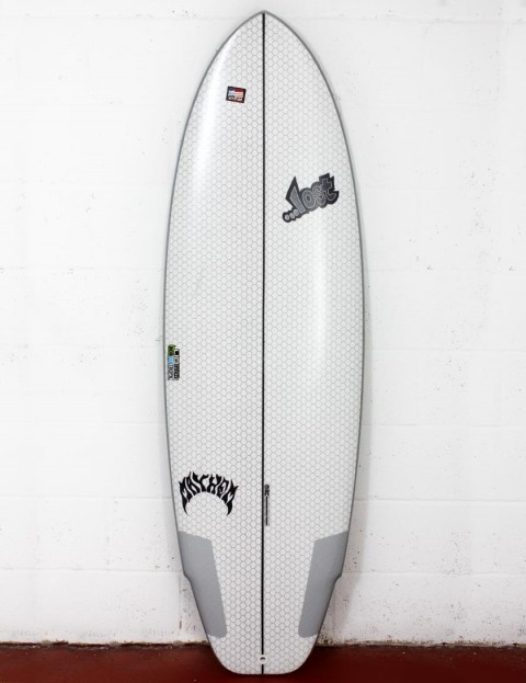 Lib Tech X Lost Puddle Jumper surfboard 6ft 1 - White