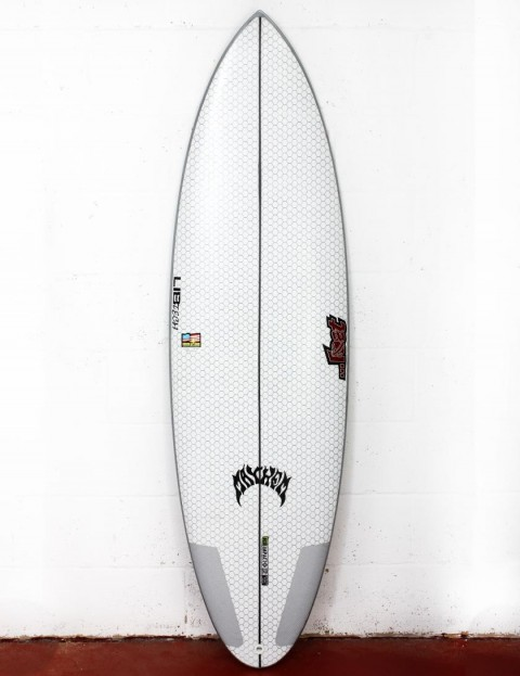Lib Tech X Lost Quiver Killer surfboard 5ft 8 - White