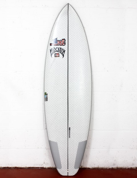 Lib Tech X Lost Short Round surfboard 6ft 2 - White