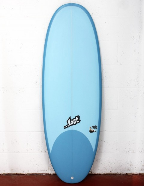 Lost Bean Bag Surfboard 5ft 8 FCS II - Blue