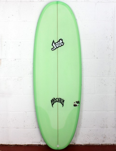 Lost Bean Bag Surfboard 6ft 0 FCS II - Green