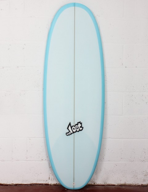 Lost Bean Bag Surfboard 5ft 8 Futures - Blue