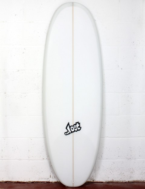 Lost Bean Bag Surfboard 5ft 8 FCS II - Pale Grey