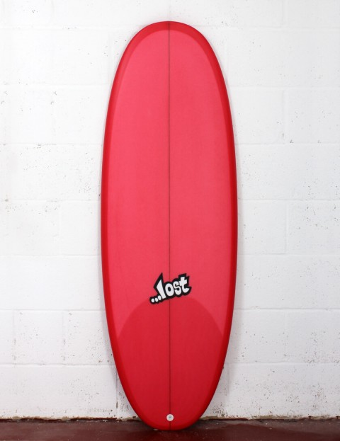 Lost Bean Bag Surfboard 5ft 4 Futures - Red