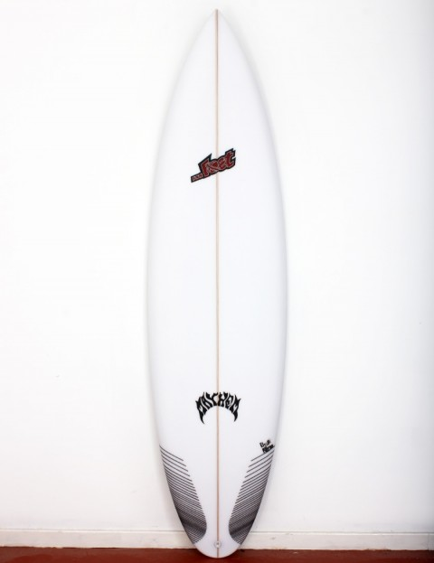 Lost El Patron Round Tail surfboard 6ft 9 FCS II - White