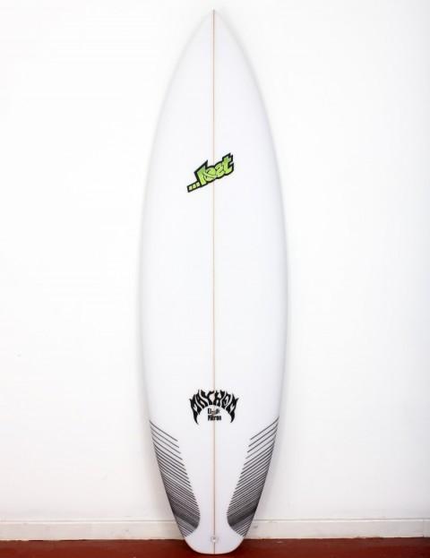 Lost El Patron surfboard 6ft 2 FCS II - White