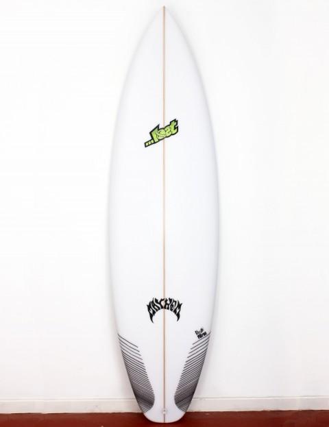 Lost El Patron surfboard 6ft 6 FCS II - White