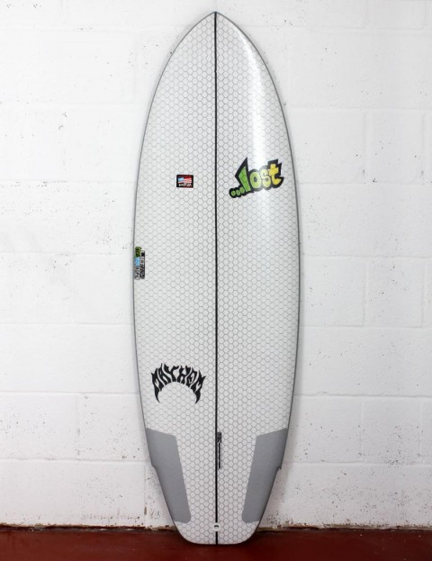 Lib Tech X Lost Puddle Jumper surfboard 5ft 5 - White