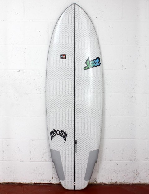 Lib Tech X Lost Puddle Jumper surfboard 5ft 9 - White
